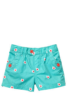Carter's Flower Shorts Toddler Girls