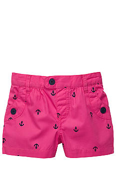 Carter's Anchor Shorts Toddler Girls