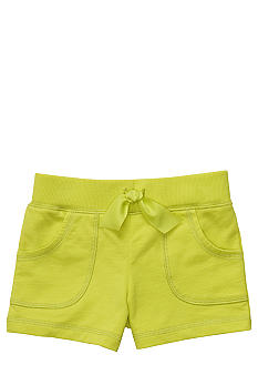 Carter's Lime Short Toddler Girls