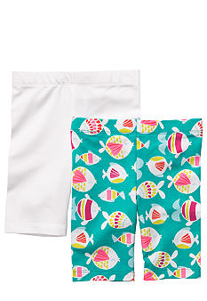 Carter's 2-Pack Bike Shorts Toddler Girls