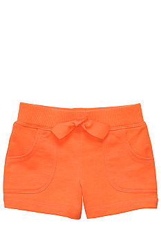 Carter's Orange Short Toddler Girls