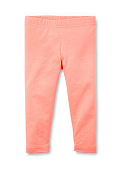 Carter's Solid Capri Leggings Toddler Girls
