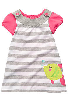 Carter's Fish Jumper Dress Set Toddler Girls