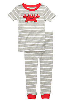 Carter's Crabby Striped PJ Set