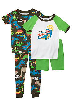 Carter's Carter's Dad's Little Monster 4-Piece Pajama Set