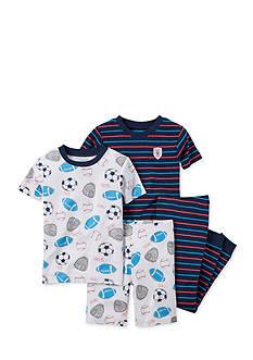 Carter's 4-Piece Sports Pajama Set
