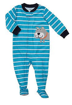 Carter's 3-Piece Doggy Footed Pajama