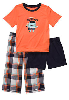 Carter's Mommy Monster 3-Piece PJ Set