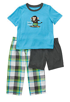 Carter's Carter's Daddy's Little Dude 3-Piece PJ Set