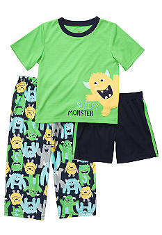 Carter's 3-Piece Monster Pajama Set
