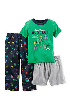 Carter's 3-Piece Bug Pajama Set