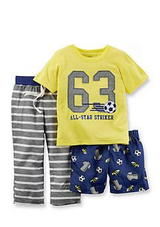 Carter's 3-Piece Sports Pajama Set