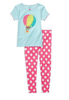 Carter's Balloon Dot PJ Set