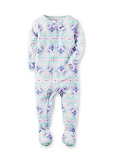 Carter's 1-Piece Snug Fit Footed Pajamas