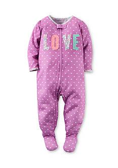 Carter's 1-Piece Snug Fit Cotton Pajamas
