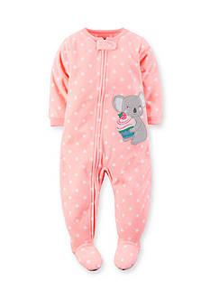 Carter's 1-Piece Fleece Pajamas