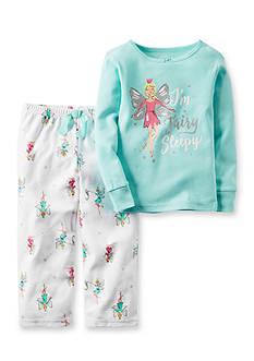 Carter's 2-Piece Cotton & Fleece Pajamas