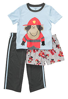 Carter's 3-Piece Fireman PJ Set Toddler Boys