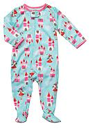 Carter's® Princess Footed Pajama Toddler Girls