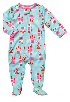 Carter's Princess Footed Pajama Toddler Girls