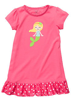 Carter's Mermaid Night Gown Toddler Girls