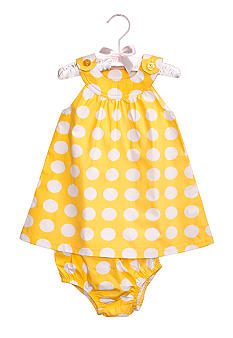 Nursery Rhyme Polka Dot Dress