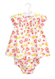 Nursery Rhyme Smoked Floral Dress