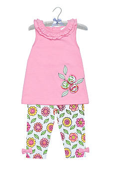 Nursery Rhyme Tunic Legging Set
