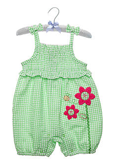 Nursery Rhyme Flower Sunsuit