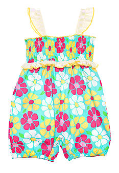 Nursery Rhyme 2-Piece Ruffle Short Set