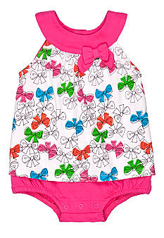 Nursery Rhyme All Bow Romper