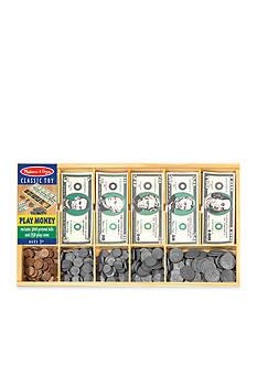 Melissa & Doug Play Money Set