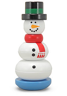 Melissa & Doug Snowman Stacker Set
