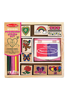 Melissa & Doug Friendship Stamp Set - Online Only