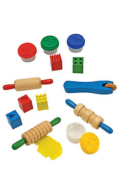 Melissa & Doug Shape, Model and Mold Dough - Online Only