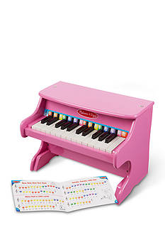 Melissa & Doug Learn To Play Pink Piano