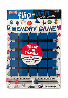 Melissa & Doug Flip-To-Win Memory Game - Online Only