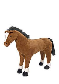 Melissa & Doug Plush Horse