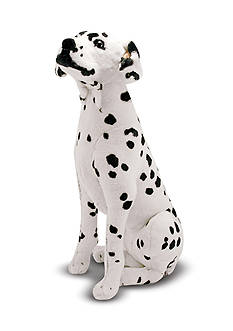Melissa & Doug Plush Dalmation - Online Only