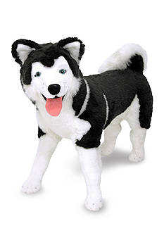 Melissa & Doug Plush Husky - Online Only