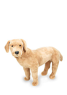 Melissa & Doug Plush Yellow Lab - Online Only