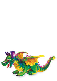Melissa & Doug Dragon Plush Toy - Online Only