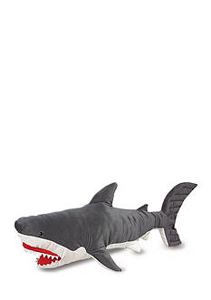 Melissa & Doug Plush Shark - Online Only