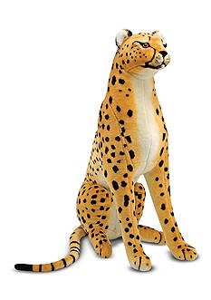 Melissa & Doug Plush Cheetah - Online Only