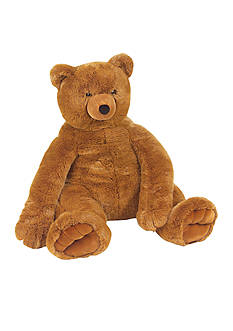Melissa & Doug Jumbo Brown Teddy Bear - Online Only
