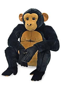 Melissa & Doug Chimpanzee Plush Toy - Online Only