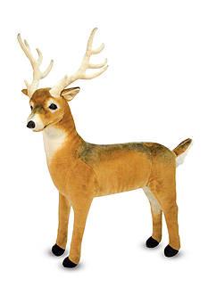 Melissa & Doug N MD PLUSH DEERPlush Deer - Online Only