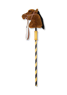 Melissa & Doug® Gallop N Go Stick Pony - Online Only