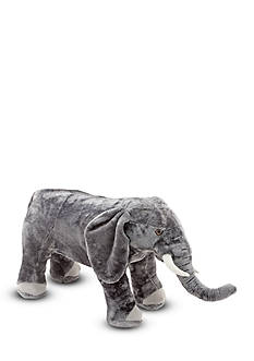 Melissa & Doug Plush Elephant - Online Only