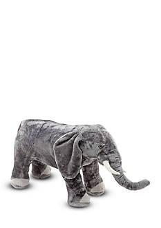 Melissa & Doug Plush Elephant - Online Only